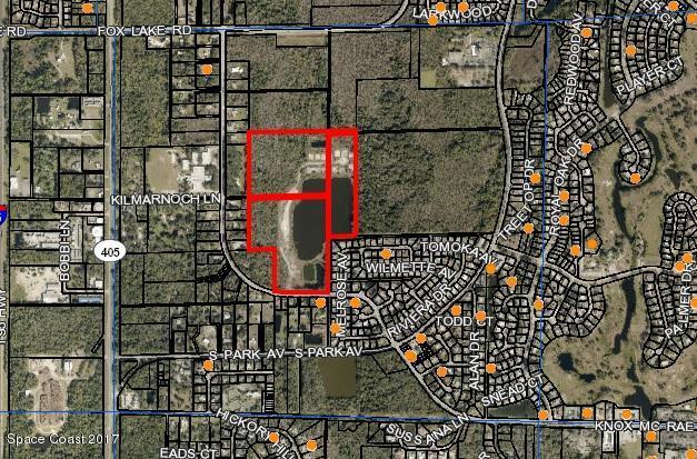 Terreno para Venda às Knox Mcrae Knox Mcrae Titusville, Florida 32780 Estados Unidos