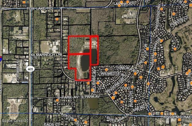 Commercial for Sale at Knox Mc Rae Drive Knox Mc Rae Drive Titusville, Florida 32780 United States