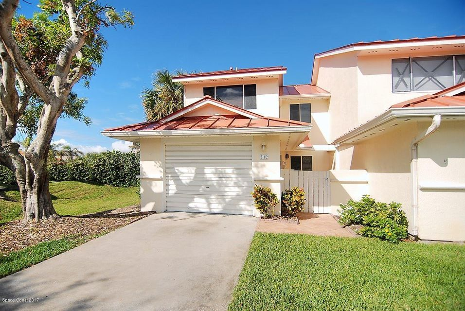 Single Family Home for Sale at 212 Oceanway 212 Oceanway Melbourne Beach, Florida 32951 United States