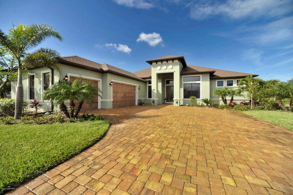 Casa Unifamiliar por un Venta en 2372 Westhorpe 2372 Westhorpe Malabar, Florida 32950 Estados Unidos