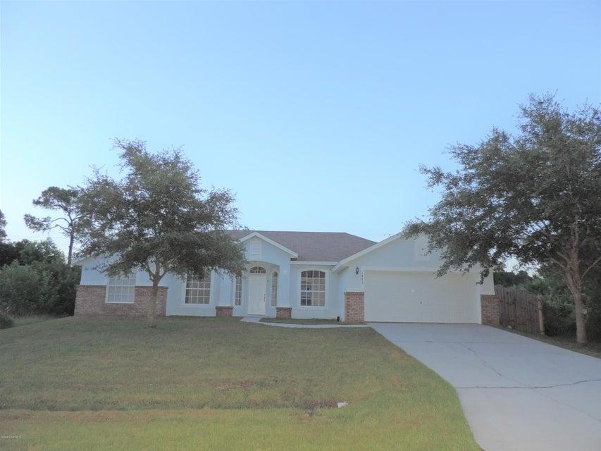 Maison unifamiliale pour l à louer à 1493 Talavera 1493 Talavera Palm Bay, Florida 32909 États-Unis