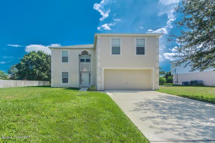 Enfamiljshus för Hyra vid 1680 Norman 1680 Norman Palm Bay, Florida 32907 Usa