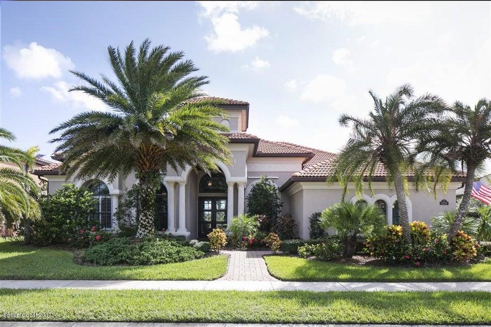 Maison unifamiliale pour l Vente à 3728 Imperata 3728 Imperata Rockledge, Florida 32955 États-Unis