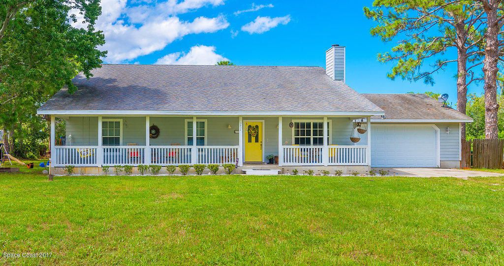 Single Family Home for Sale at 3836 Fairfax 3836 Fairfax Mims, Florida 32754 United States