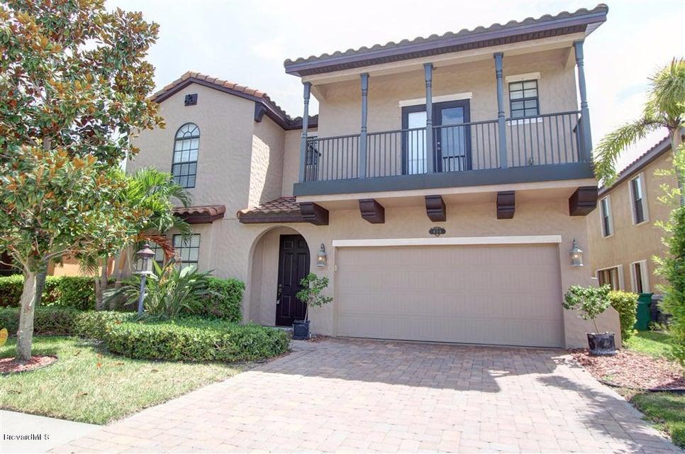 Moradia para Arrendamento às 409 Montecito 409 Montecito Satellite Beach, Florida 32937 Estados Unidos