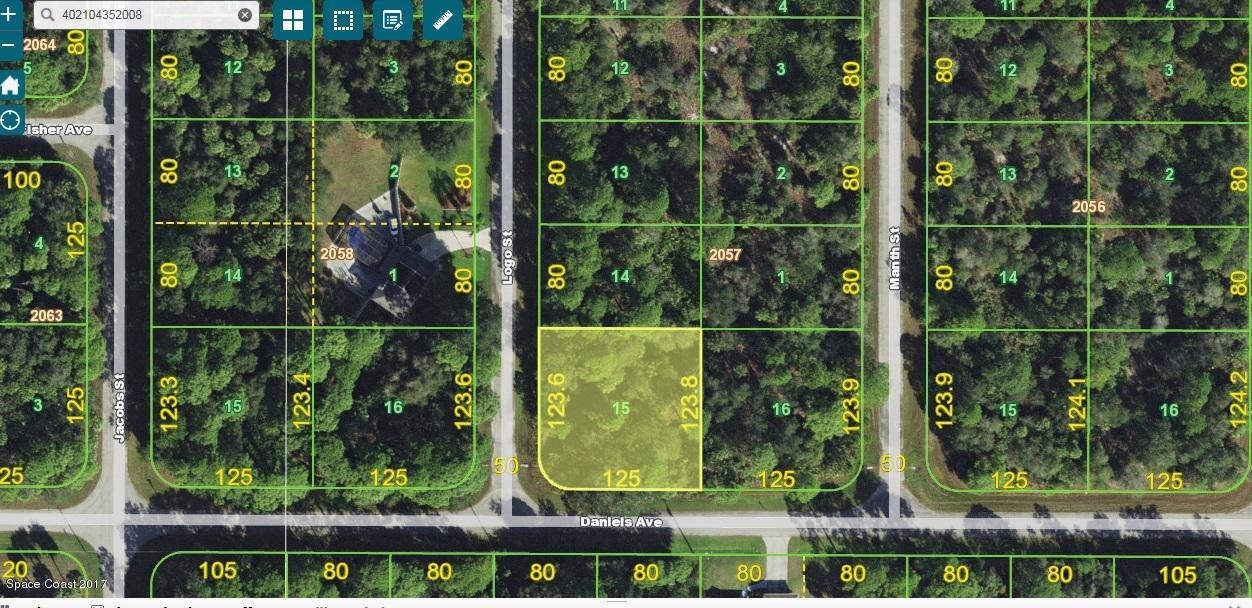 Land voor Verkoop een t 14026 Daniels 14026 Daniels Port Charlotte, Florida 33953 Verenigde Staten