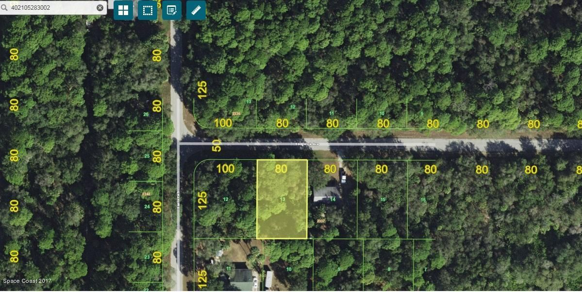 Land for Sale at 13467 Sedgwick 13467 Sedgwick Port Charlotte, Florida 33953 United States