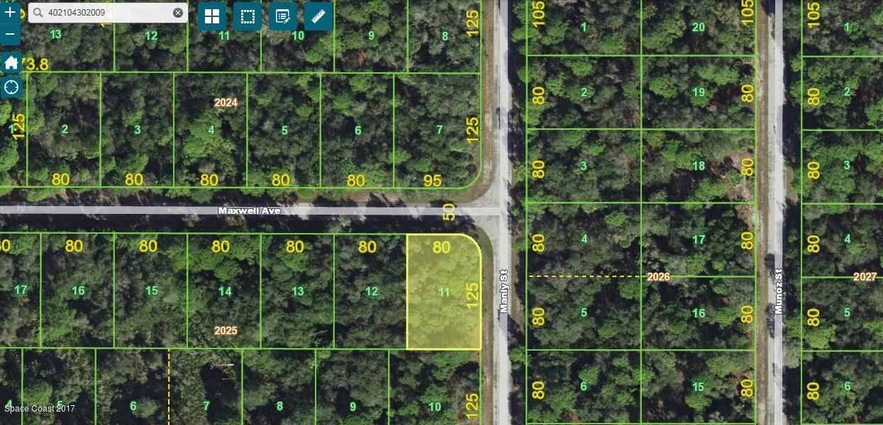 Arazi için Satış at 14133 Maxwell 14133 Maxwell Port Charlotte, Florida 33953 Amerika Birleşik Devletleri