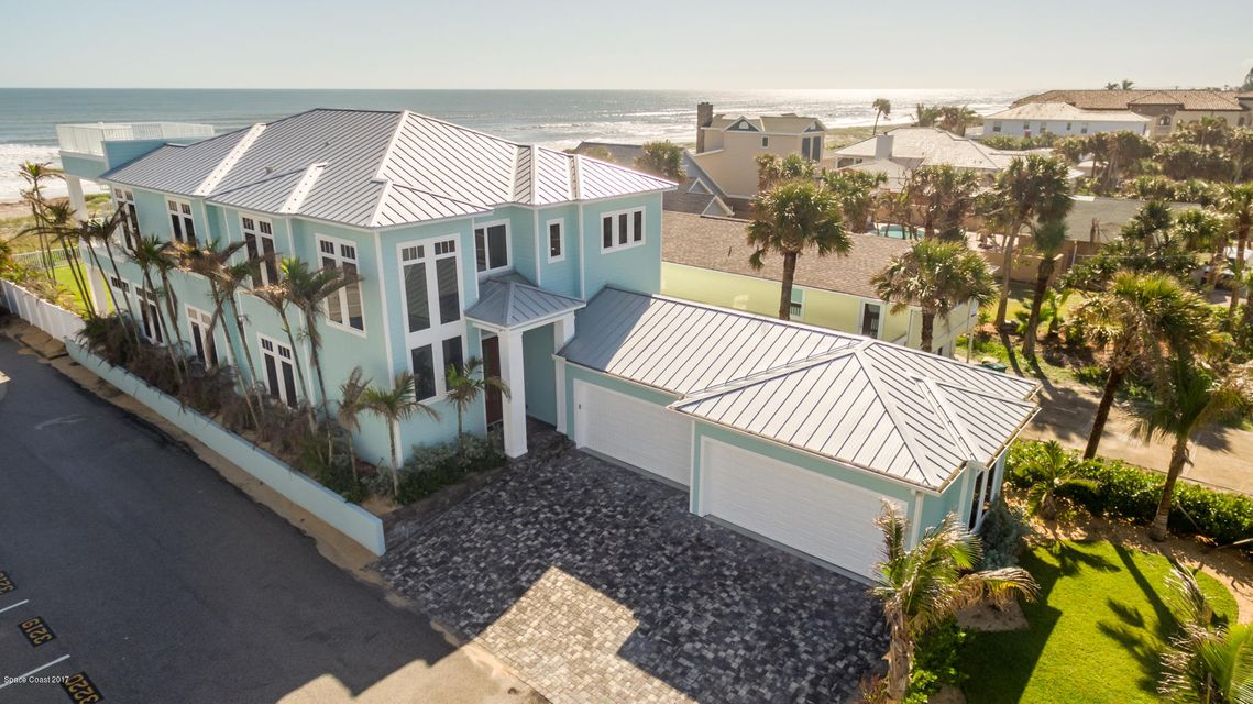 Enfamiljshus för Försäljning vid 101 S Atlantic 101 S Atlantic Cocoa Beach, Florida 32931 Usa