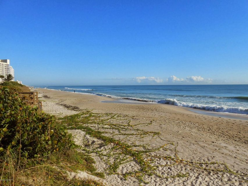 Single Family Home for Sale at 2855 Highway A1a 2855 Highway A1a Indialantic, Florida 32903 United States