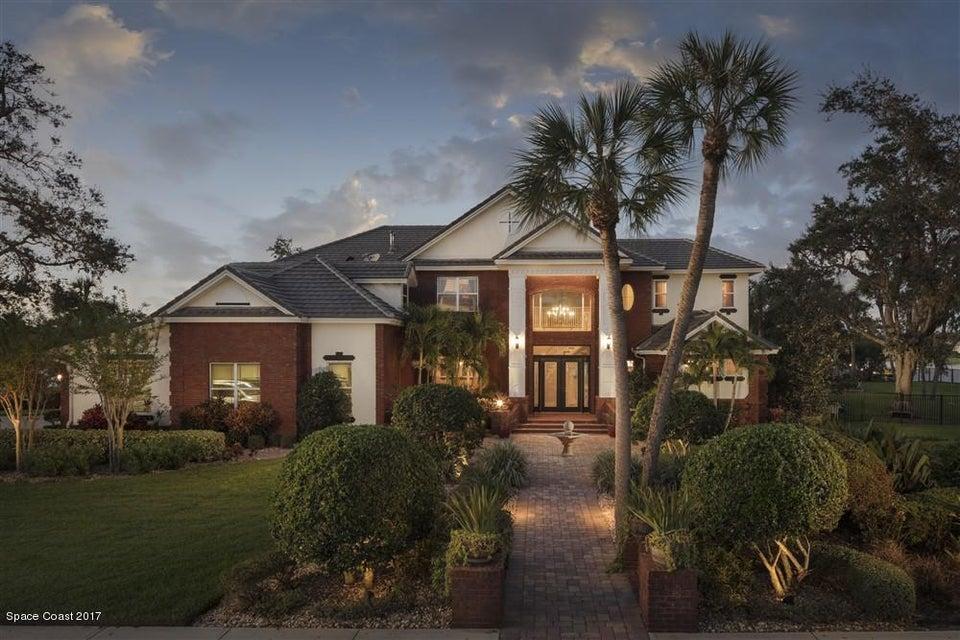 Casa Unifamiliar por un Venta en 4439 Chiming 4439 Chiming Rockledge, Florida 32955 Estados Unidos