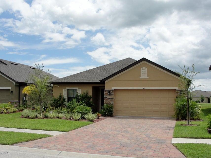 Μονοκατοικία για την Ενοίκιο στο 471 SE Dillard 471 SE Dillard Palm Bay, Φλοριντα 32909 Ηνωμενεσ Πολιτειεσ