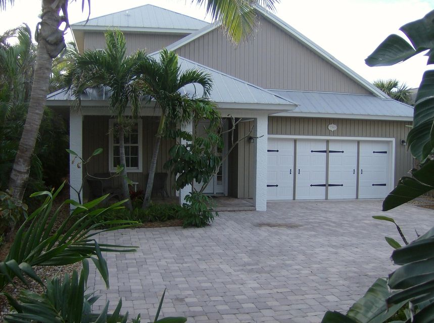 Single Family Home for Sale at 7383 Stuart 7383 Stuart Melbourne Beach, Florida 32951 United States