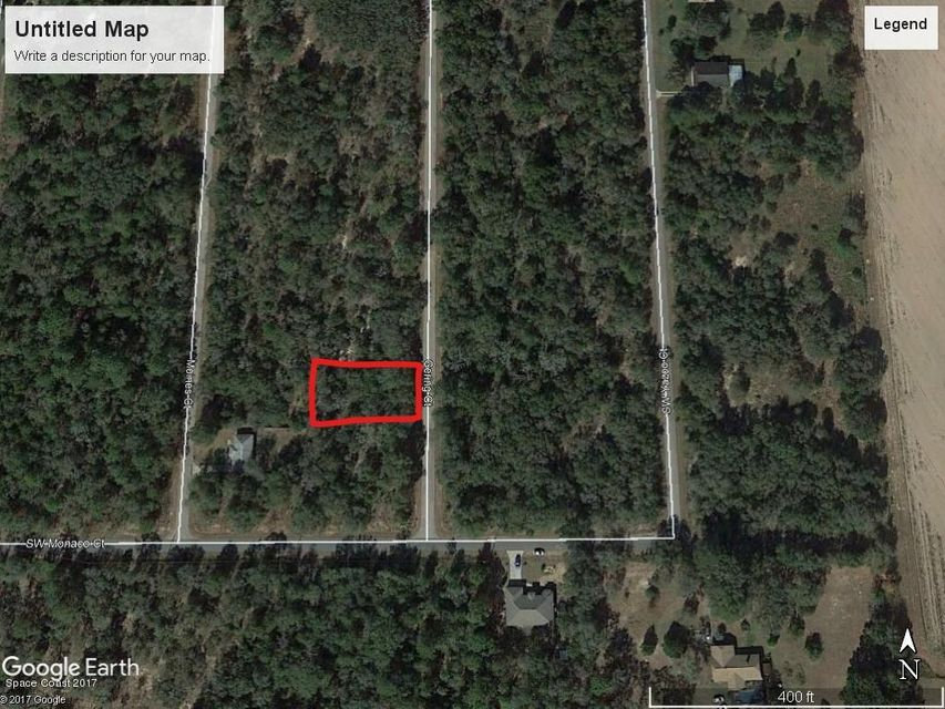 Land for Sale at SW Gering Ct. Dunnellon, Fl 34431 SW Gering Ct. Dunnellon, Fl 34431 Oklawaha, Florida 32179 United States