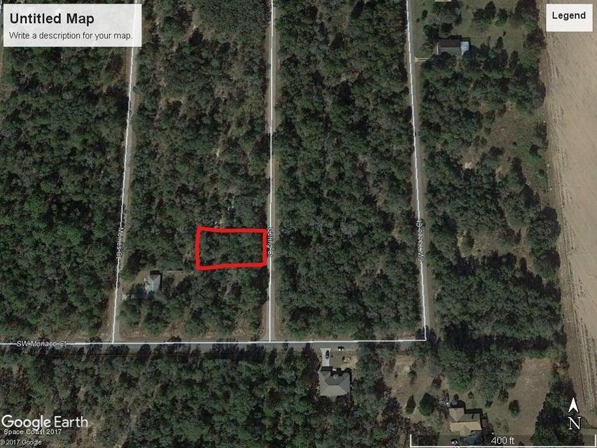 土地 為 出售 在 SW Gering Ct. Dunnellon, Fl 34431 SW Gering Ct. Dunnellon, Fl 34431 Oklawaha, 佛羅里達州 32179 美國