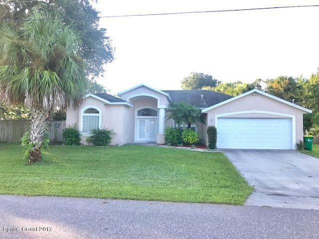 Einfamilienhaus für Mieten beim 6135 Balboa 6135 Balboa Cocoa, Florida 32927 Vereinigte Staaten