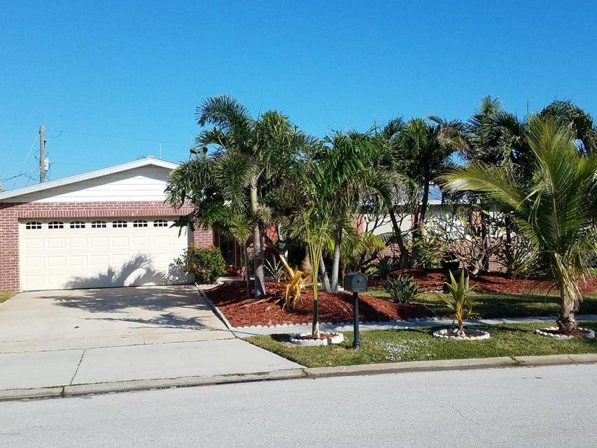 Nhà ở một gia đình vì Thuê tại 968 Golden Beach 968 Golden Beach Indian Harbour Beach, Florida 32937 Hoa Kỳ