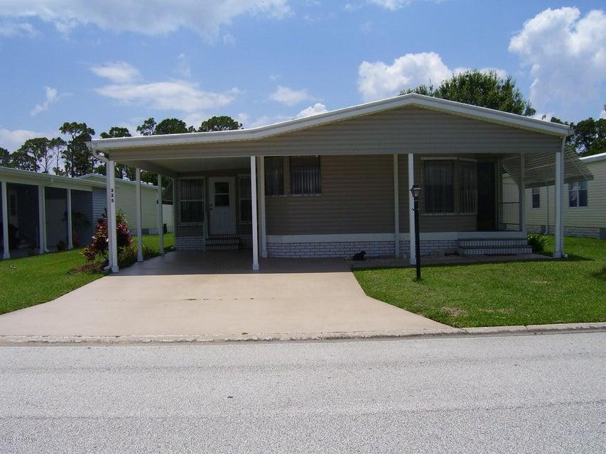 獨棟家庭住宅 為 出售 在 325 Avocado 325 Avocado Barefoot Bay, 佛羅里達州 32976 美國