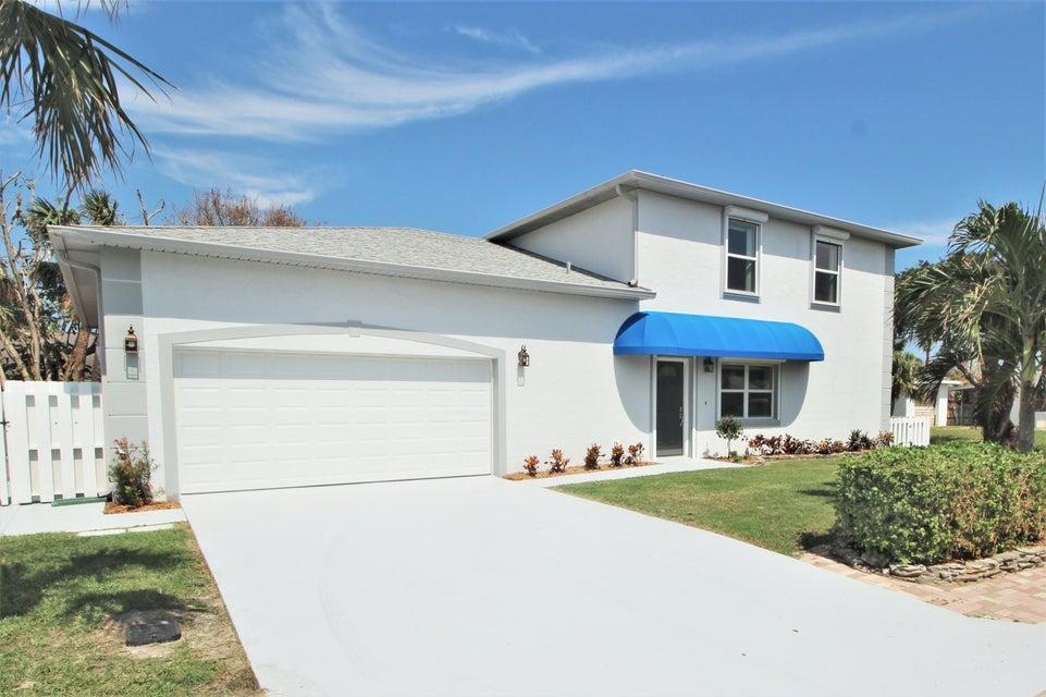Nhà ở một gia đình vì Thuê tại 119 Atlantic 119 Atlantic Indialantic, Florida 32903 Hoa Kỳ
