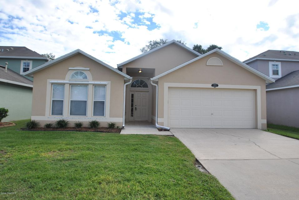 Single Family Home for Rent at 2100 Brookshire 2100 Brookshire West Melbourne, Florida 32904 United States