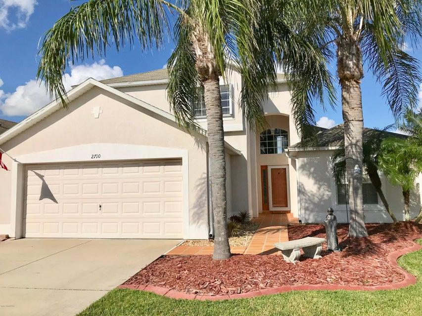 Maison unifamiliale pour l à louer à 2710 Bradfordt 2710 Bradfordt West Melbourne, Florida 32904 États-Unis