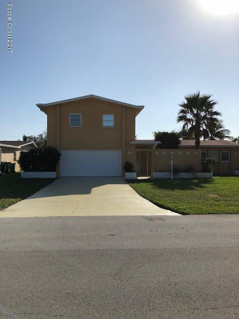Maison unifamiliale pour l à louer à 215 Freddie 215 Freddie Indian Harbour Beach, Florida 32937 États-Unis