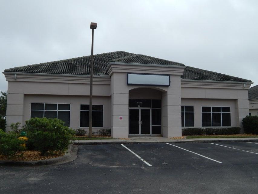 Kommersiell för Hyra vid 7155 Murrell 7155 Murrell Melbourne, Florida 32940 Usa