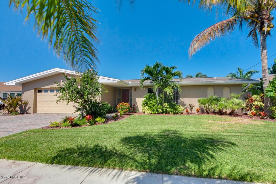 Single Family Home for Rent at 1675 Westport 1675 Westport Merritt Island, Florida 32952 United States