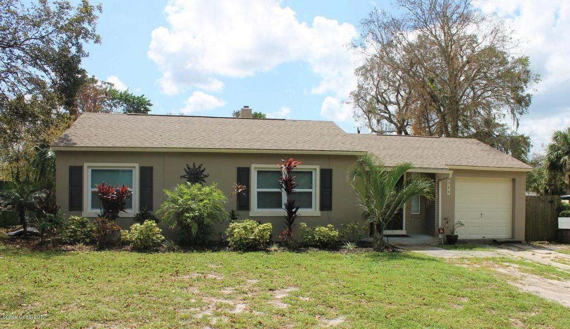 House for Rent at 329 Bellair 329 Bellair Cocoa, Florida 32922 United States