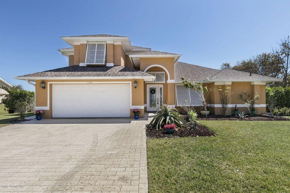 Casa para uma família para Locação às 648 Ocean 648 Ocean Satellite Beach, Florida 32937 Estados Unidos