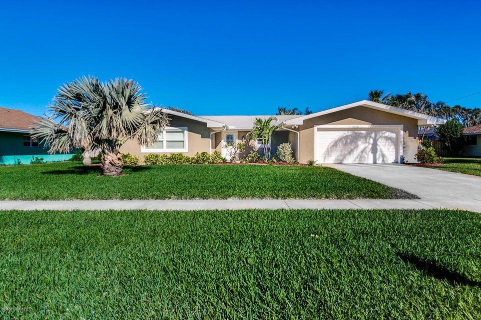Casa Unifamiliar por un Alquiler en 550 Franklyn 550 Franklyn Indialantic, Florida 32903 Estados Unidos