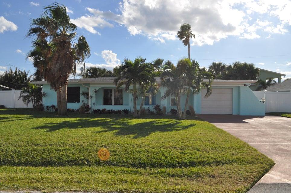 獨棟家庭住宅 為 出租 在 121 E Pasco 121 E Pasco Cocoa Beach, 佛羅里達州 32931 美國