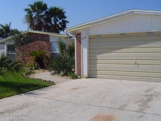 Nhà ở một gia đình vì Thuê tại 775 E Richland 775 E Richland Merritt Island, Florida 32953 Hoa Kỳ