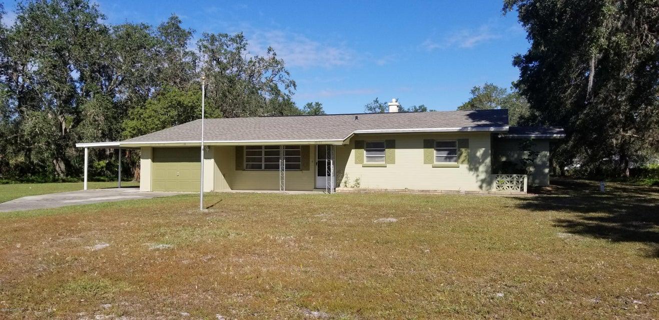 独户住宅 为 销售 在 3890 Pandora 3890 Pandora Indian Lake Estates, 佛罗里达州 33855 美国