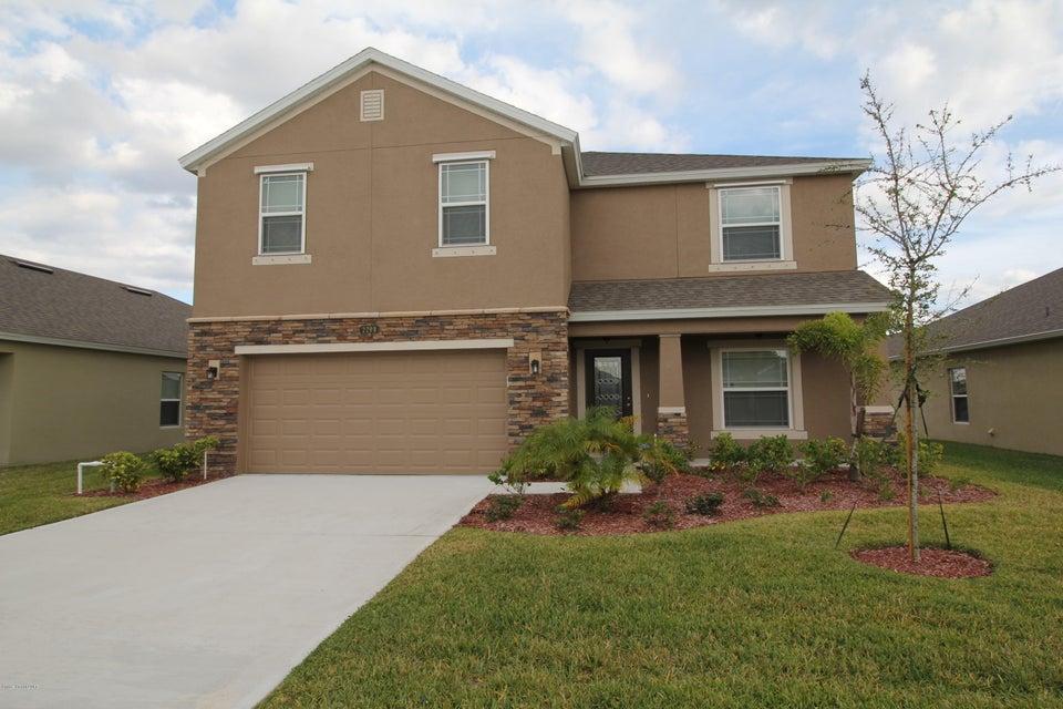 Casa Unifamiliar por un Alquiler en 2208 Attilburgh 2208 Attilburgh West Melbourne, Florida 32904 Estados Unidos