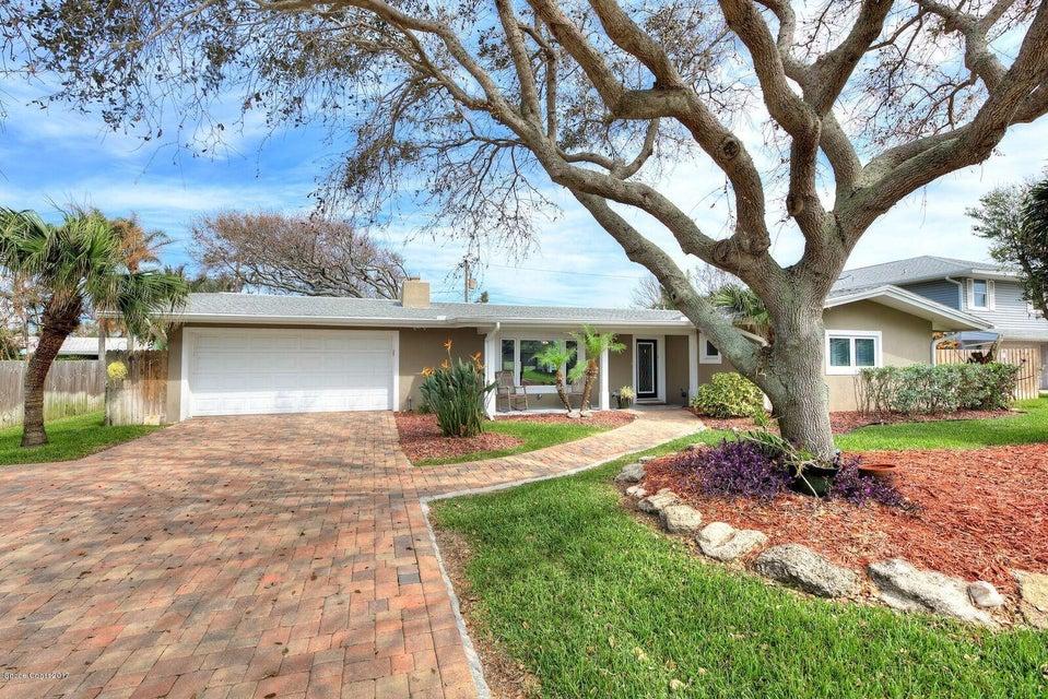 Nhà ở một gia đình vì Thuê tại 130 Melbourne 130 Melbourne Indialantic, Florida 32903 Hoa Kỳ
