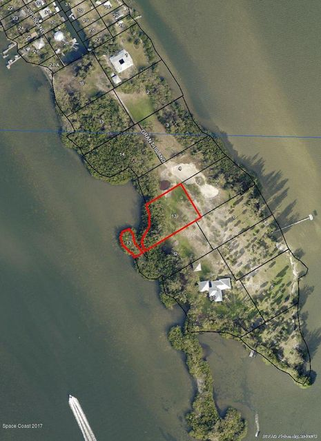 Land for Sale at 13 Grant Island 13 Grant Island Grant, Florida 32949 United States