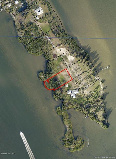 Land for Sale at 12 Grant Island 12 Grant Island Grant, Florida 32949 United States