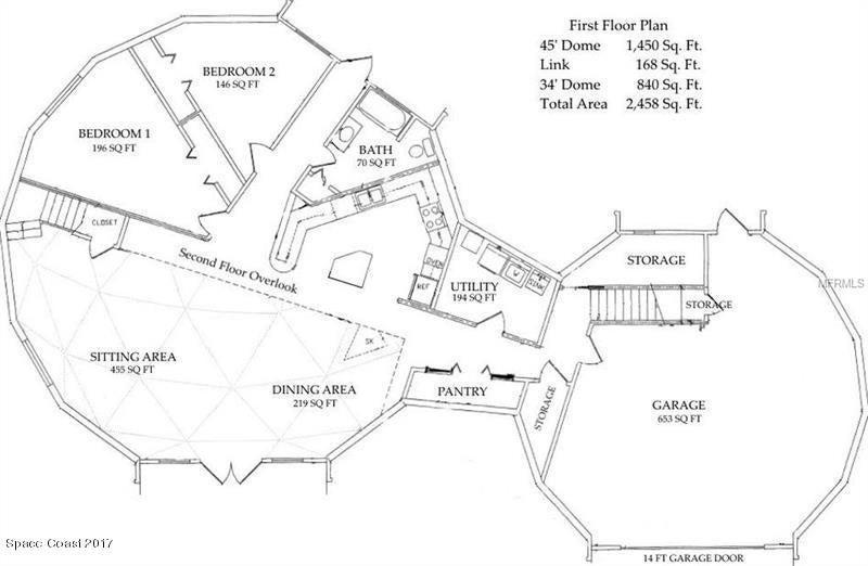 Частный односемейный дом для того Аренда на 4045 Jake 4045 Jake Cocoa, Флорида 32926 Соединенные Штаты
