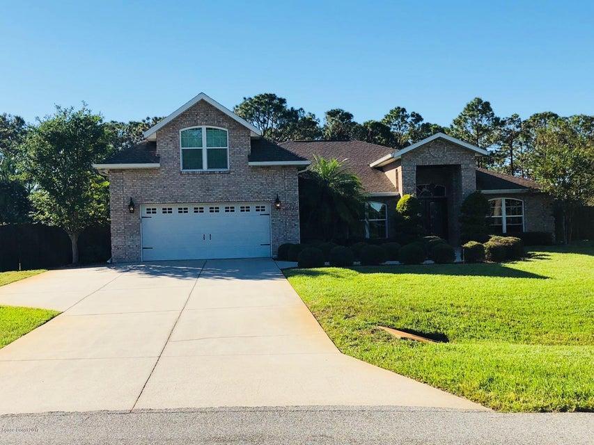 Частный односемейный дом для того Аренда на 6830 Hundred Acre 6830 Hundred Acre Cocoa, Флорида 32927 Соединенные Штаты
