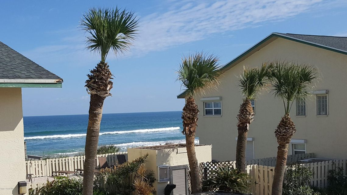 Single Family Home for Rent at 1923 Highway A1a 1923 Highway A1a Indian Harbour Beach, Florida 32937 United States