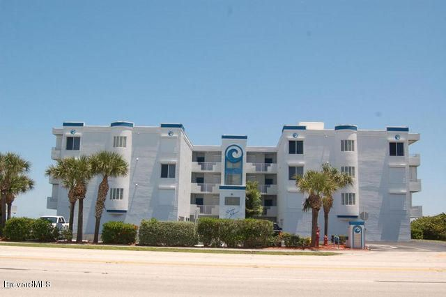 Single Family Home for Rent at 2035 Highway A1a 2035 Highway A1a Indian Harbour Beach, Florida 32937 United States