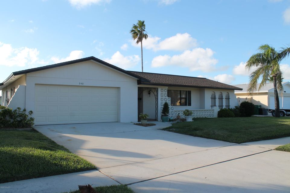 340  Diana Boulevard, Merritt Island, Florida