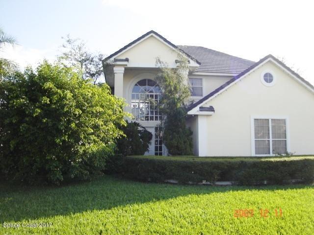 一戸建て のために 売買 アット 166 Lanternback Island 166 Lanternback Island Satellite Beach, フロリダ 32937 アメリカ合衆国