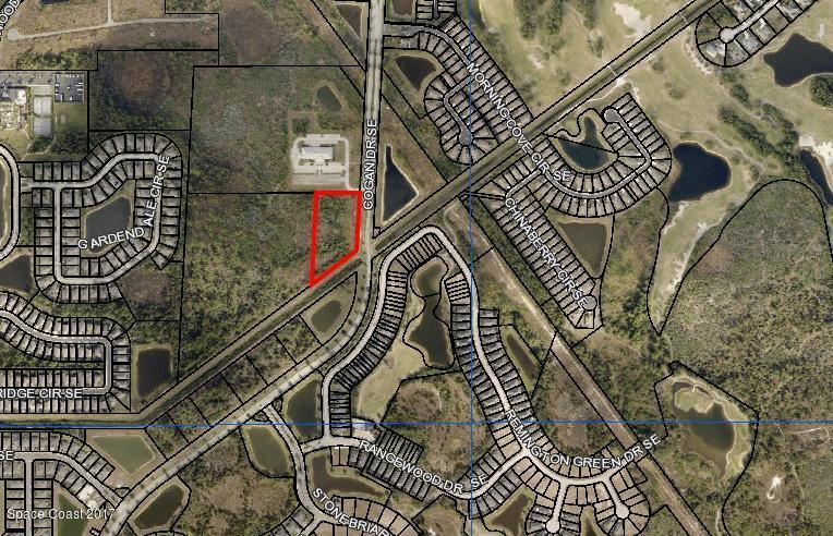 土地,用地 为 销售 在 530 Unknown 530 Unknown Palm Bay, 佛罗里达州 32909 美国
