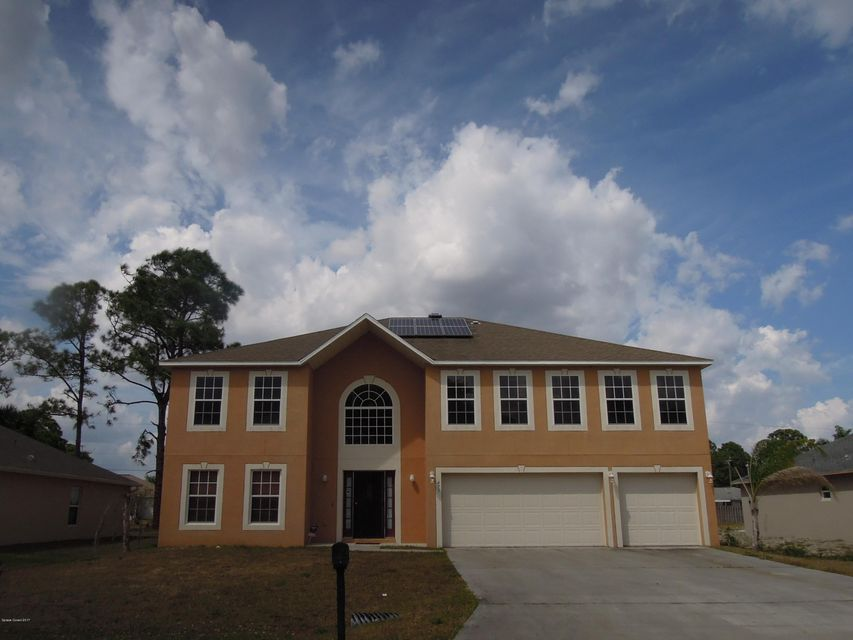 Single Family Home for Rent at 473 Crystal Mist 473 Crystal Mist Palm Bay, Florida 32907 United States