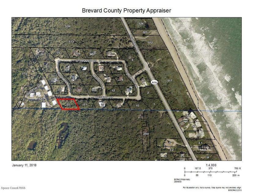 Land for Sale at 145 Regatta Melbourne Beach, Florida 32951 United States