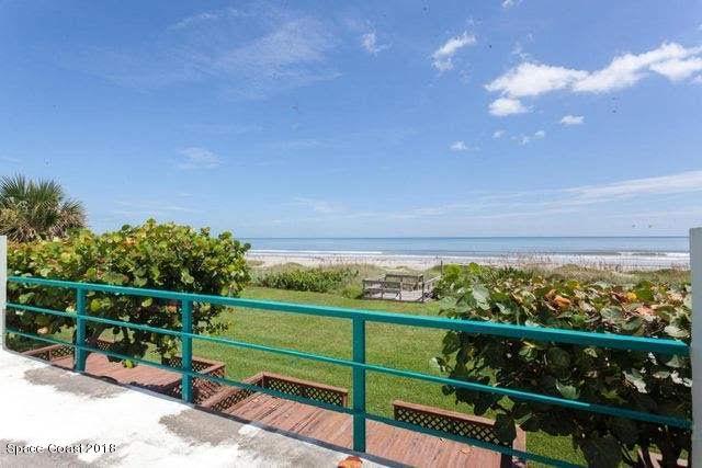 Casa Unifamiliar por un Alquiler en 3365 S Atlantic 3365 S Atlantic Cocoa Beach, Florida 32931 Estados Unidos