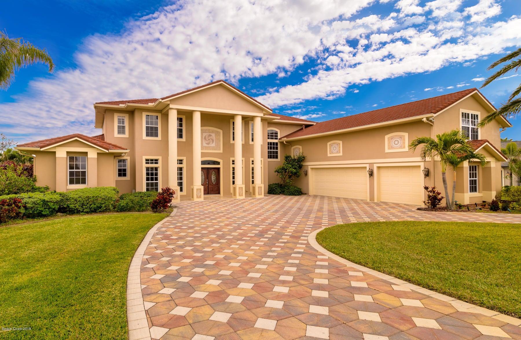 4790  Honeyridge Lane, Merritt Island, Florida