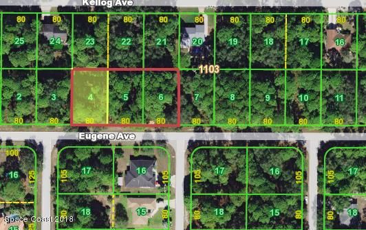 Land for Sale at 17172 Eugene 17172 Eugene Port Charlotte, Florida 33953 United States